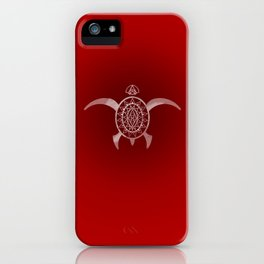 red kame iPhone Case