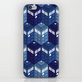 Infinite Phone Boxes iPhone Skin