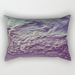 Time Stands Still Rectangular Pillow