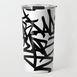 Grime Lab Graffiti Travel Mug
