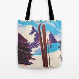 Banff National Park in Alberta Canada Tote Bag
