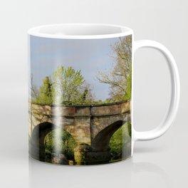 River Manifold Bridge Ilam Village Coffee Mug
