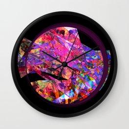 INSTAGIB Album Cover - No Words Wall Clock