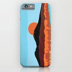 Landscape of Naples with volcano Vesuvio Slim Case iPhone 6s