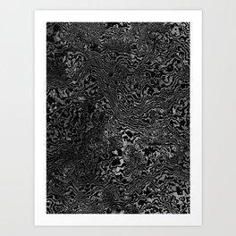 monomarble Art Print