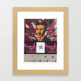 Collage #4 Framed Art Print