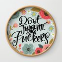 Pretty Sweary: Don't Judge Me, Fuckers by cynthiaf
