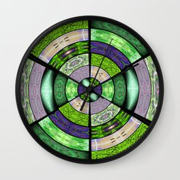 Celtic Pizza Wall Clock