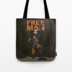 The One Free Man Tote Bag