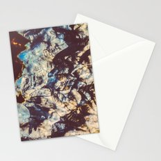 Agate Crystals  Stationery Cards