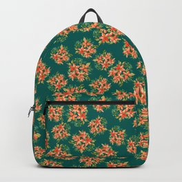 Serendipity Floral Enyas Collection Backpack