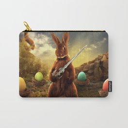 rabbit fighter Carry-All Pouch