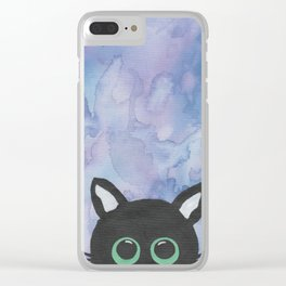 You're Freaking Meowt Clear iPhone Case