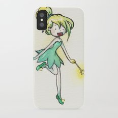 Tinkerbell iPhone X Slim Case