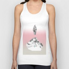 Domestic landscape Unisex Tank Top