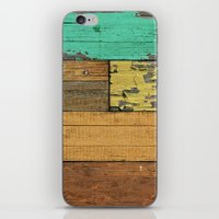 western iPhone & iPod Skins featuring Lejano Western by Diego Tirigall