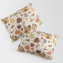 Autumn Cottage Days Pillow Sham