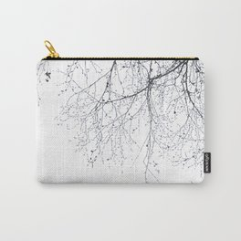 BLACK BRANCHES Carry-All Pouch