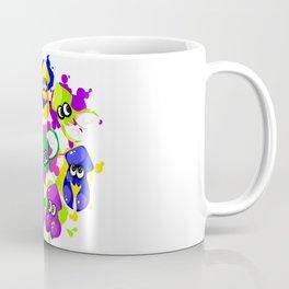 Splatoon - Inkling Squad Coffee Mug