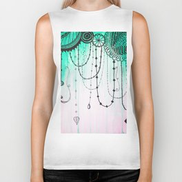 Dream Catcher Biker Tank