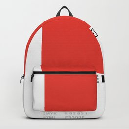 DOGGYSTYLE RED Backpack