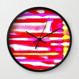 Shape 30 Wall Clock