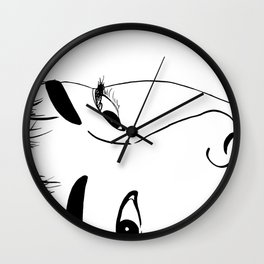 Yes? Wall Clock