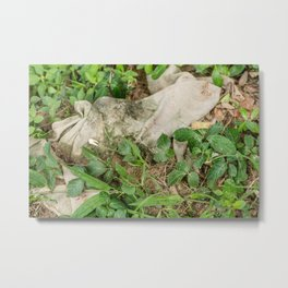 Tooth & Clothing, Killing Fields, Cambodia Metal Print