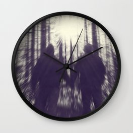 Forever You Wall Clock