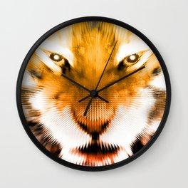PETIT  TYGER Wall Clock