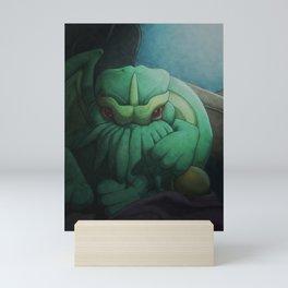 Cthulhu 1 Mini Art Print