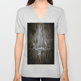Ice on the Wire Unisex V-Neck
