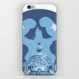 Franky Water 7 iPhone Skin
