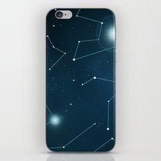 Hemisphere 1 iPhone & iPod Skin