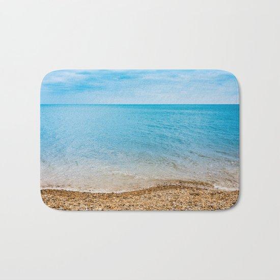 As Free As The Ocean Bath Mat