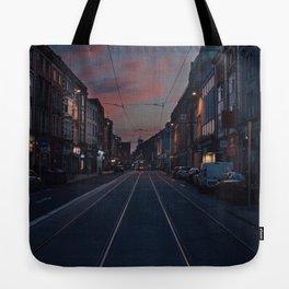 Dublin Upside Down Tote Bag