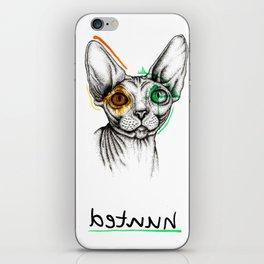 The hunted iPhone Skin