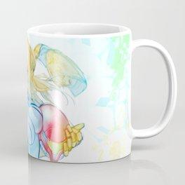 Zero Suit Samus Coffee Mug