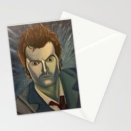 Doctor Who - David Tenant Stationery Cards