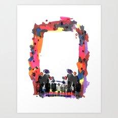 MIRROR// Art Print