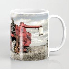 The Red Combine Coffee Mug