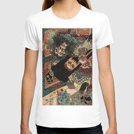 The Chinese Warrior Fan K T-shirt