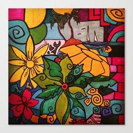 Amarillo Canvas Print