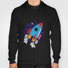 Space Cruiser Hoody