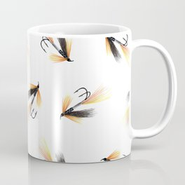 Ally's Cascade Shrimp fishing fly Coffee Mug