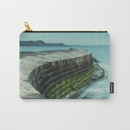 Twisty Harbour Wall Carry-All Pouch