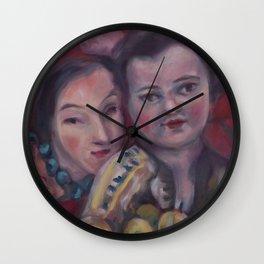 Galatea Wall Clock