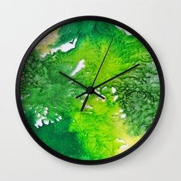 The Heart Chakra Wall Clock