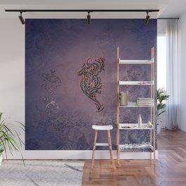 Wonderful decorative chinese dragon Wall Mural