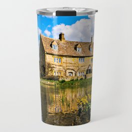 Lower Slaughter (The Cotswolds) Travel Mug